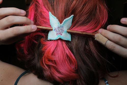 Fairy Wings Hair Slide