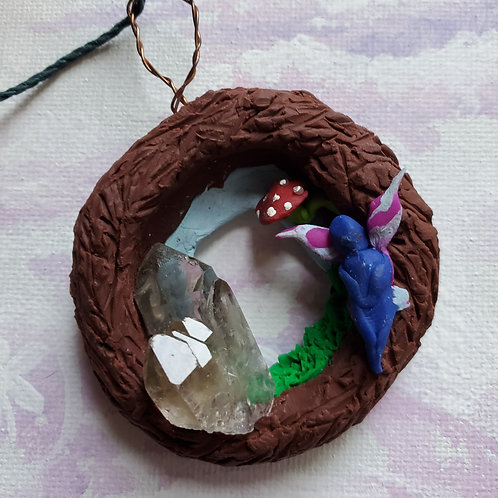 Fairy Portal Necklace