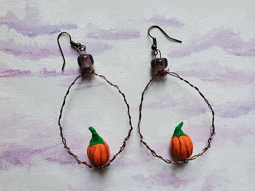 Lil Pumpkin Hoops