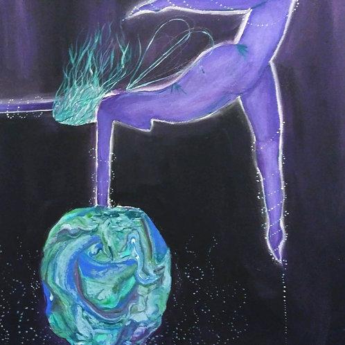 """Balancing"" Print"
