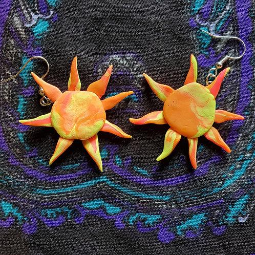 Sun Magick Earrings