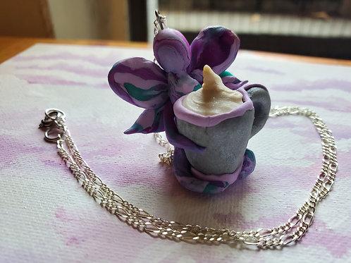 Latte Fae Necklace