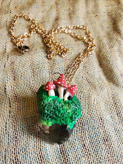 Mushroom Magick Necklace