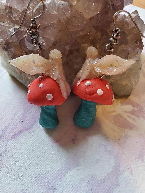 Fairy Spirit Earrings
