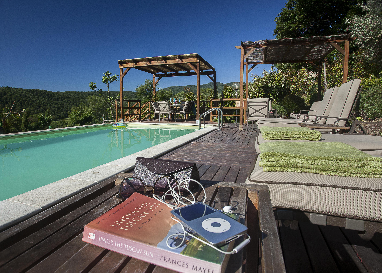 Casa Leana - Pool Area