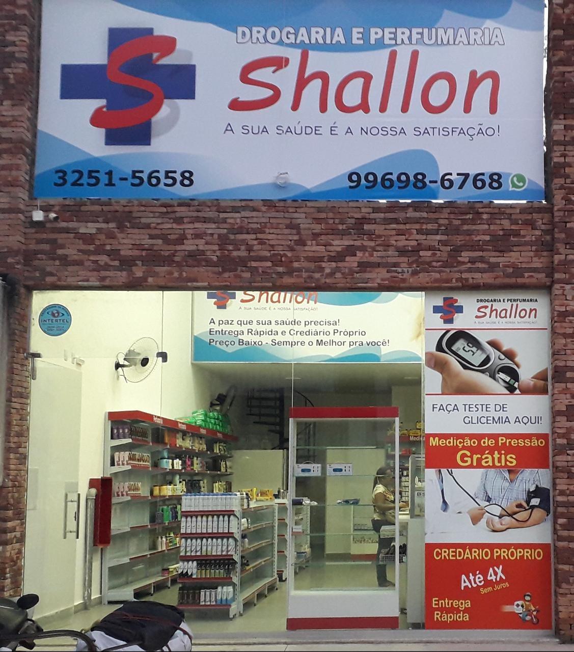 Drogaria e Perfumaria Shallon