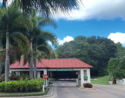 Bayou Club Community Guardhouse