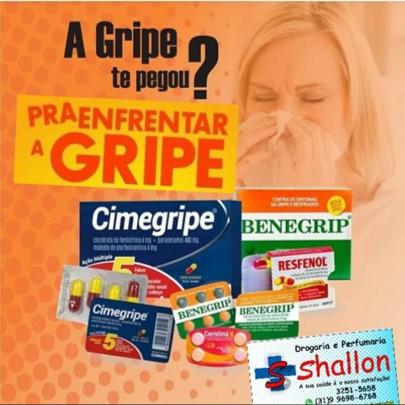 Remedios para gripe
