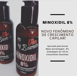 minoxidil 8%
