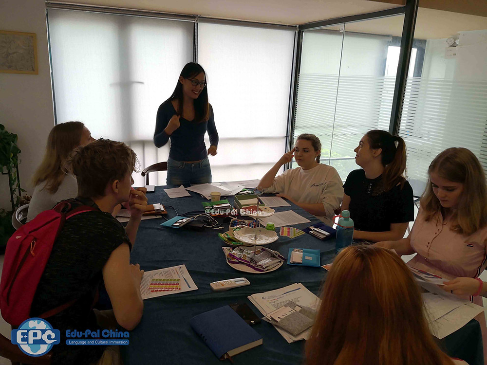 Cultural Care Au Pair in China: Group Sharing