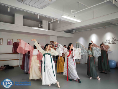 Cultural care Au Pair in China: Traditional Chinese Dance
