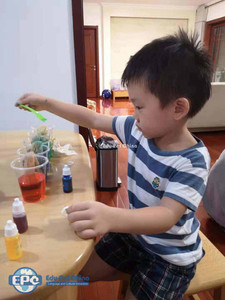 Cultural Care Au Pair in China: teaching activities