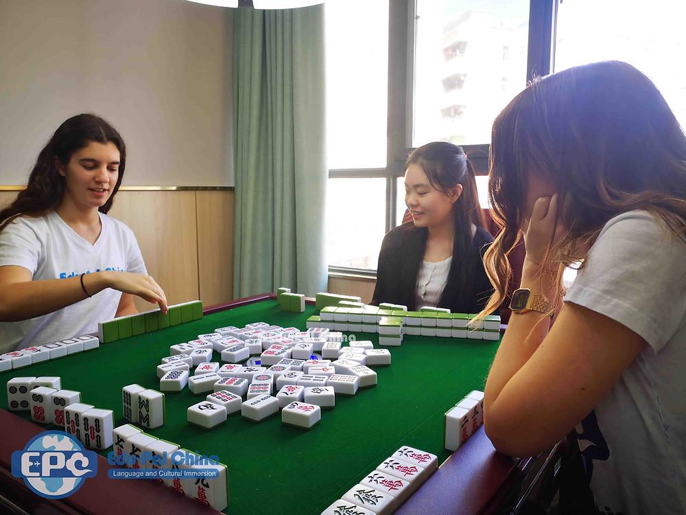 Edu-Pal China: Chinese Mahjong