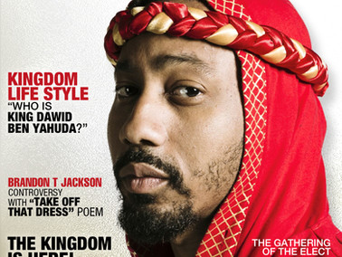 Interview with Kingdom Over Everything's Co-Creator, Brandon T. Jackson