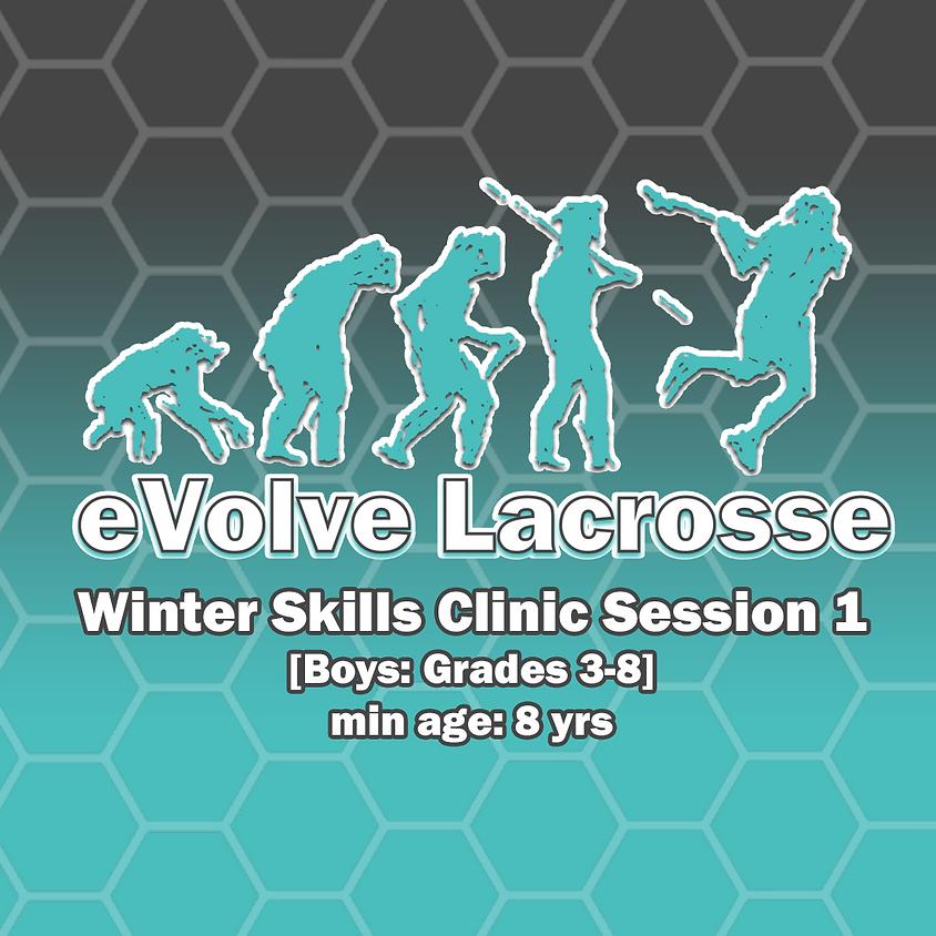 Winter Skills Clinic Session #1