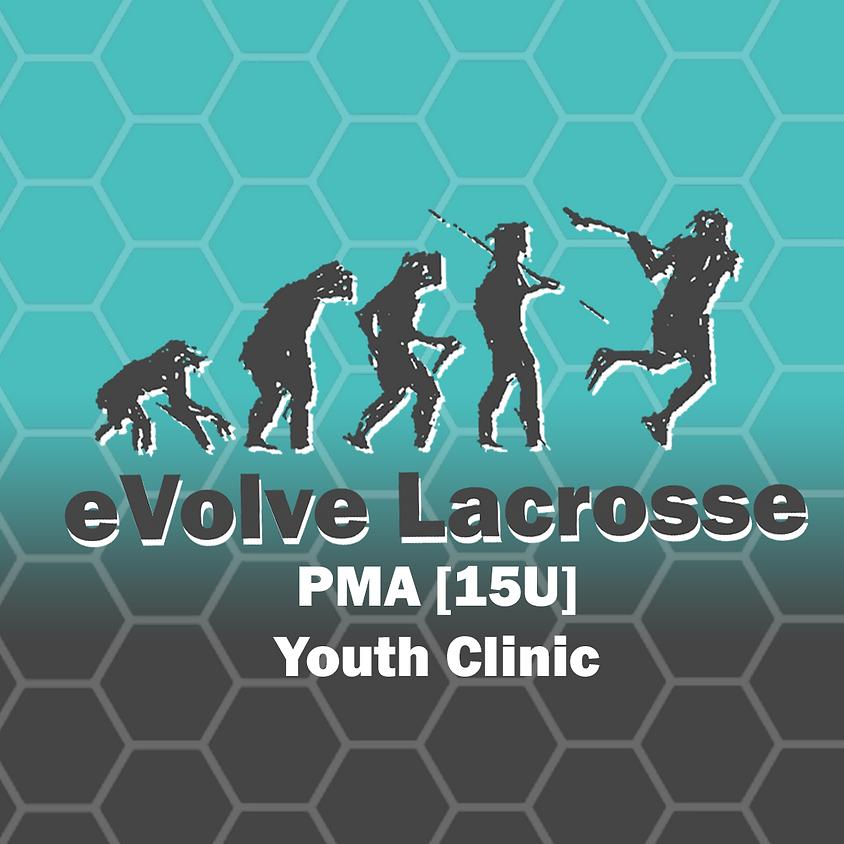 PMA U-15 Clinic