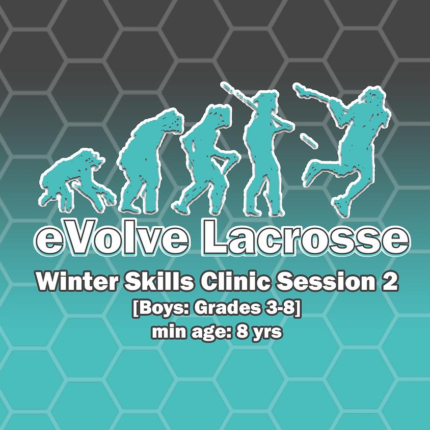 Winter Skills Clinic Session #2