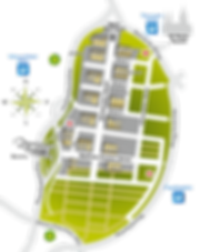 Oktoberfest site map