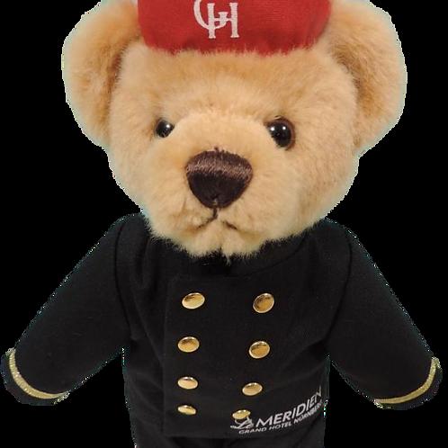Le Méridien Grand Hotel Teddy Bär