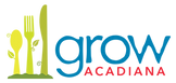 Grow Acadiana logo