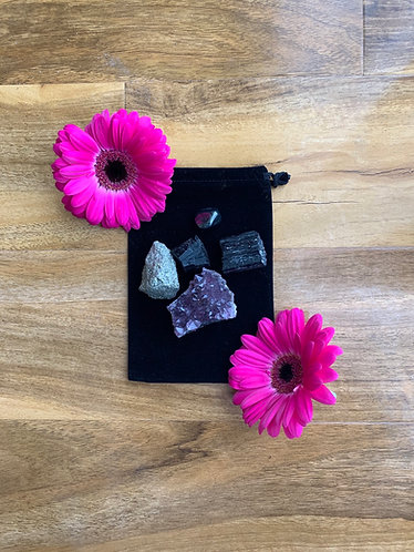 Crystals To Protect You From EMF Radiation