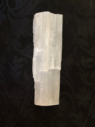 Natural Selenite Stick - Large