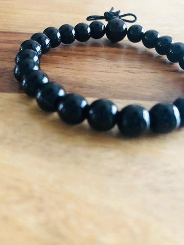 Black Onyx Power Bracelet