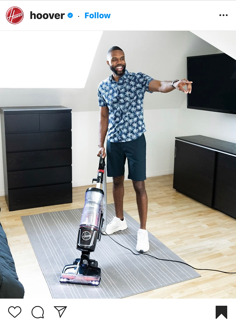 DeMario Jackson Hoover Vacuum - Alvin YJ Kim LA Photographer
