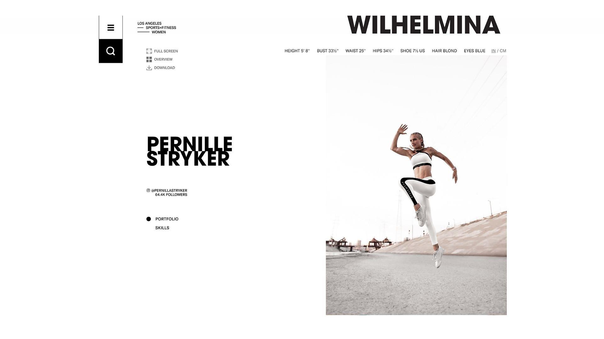 Pernilla Stryker - Alvin YJ Kim LA Photographer