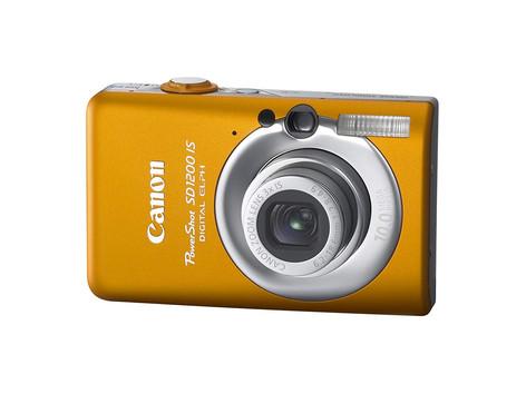 Canon PowerShot SD1200IS