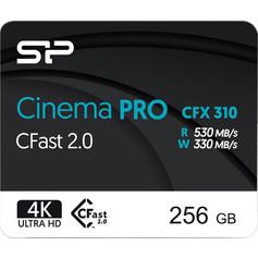 Silicon Power 256GB Cinema PRO CFX 310 C