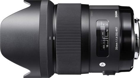 Sigma 35mm F1.4 Art DG HSM Lens