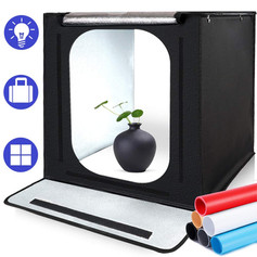 SAMTIAN Photo Light Box