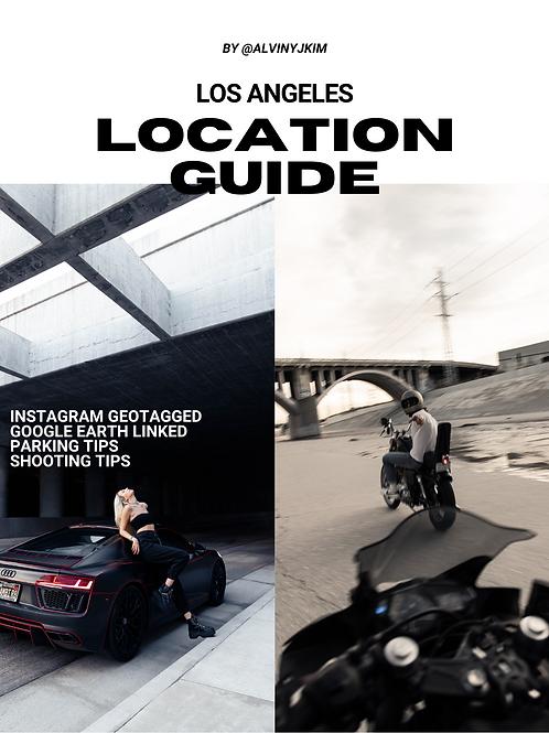 Los Angeles Location Guide