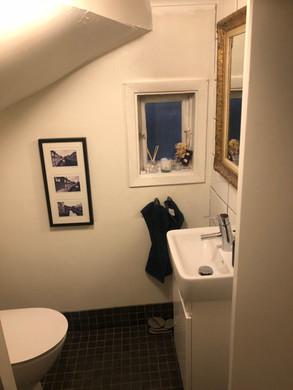 Toalett Vega