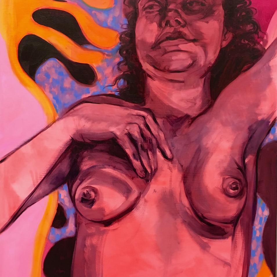 Untitled (Jenny Saville)