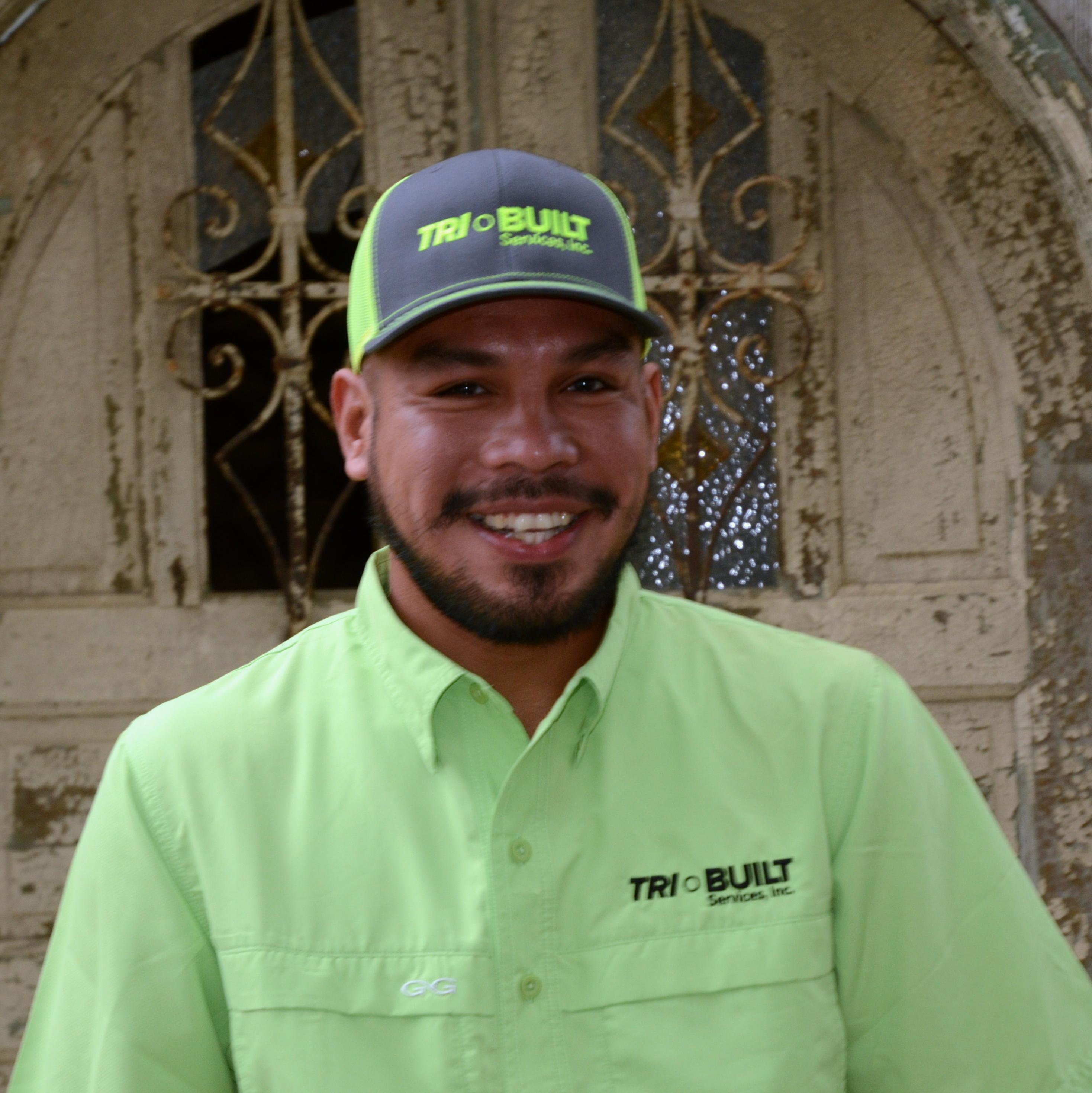Jose Rodriguez (JR) - Crew Foreman