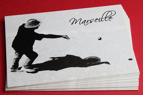 Coffret de 15 cartes postales Bouliste