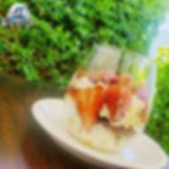 Eton Mess._Meringue, strawberries, vanil