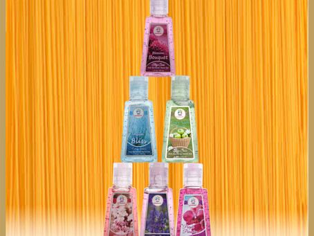 Bloomsberry Hand Sanitizers!!