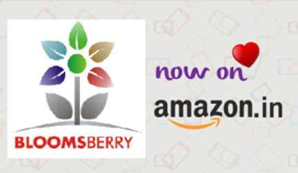 BloomsBerry is going places…now on Amazon!
