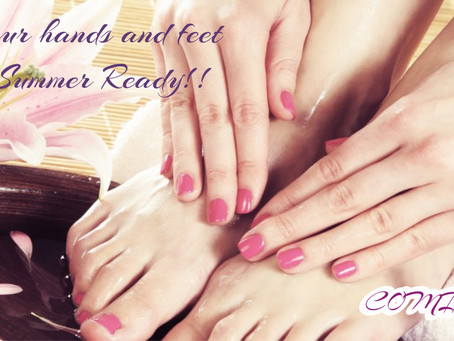 BENEFITS OF HAND AND FEET EXFOLIATION