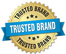 trusted-brand-3d-gold-badge-with-blue-ri