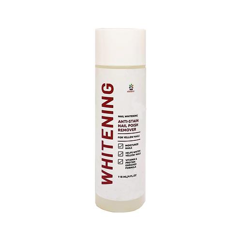 Whitening Nail Polish Remover