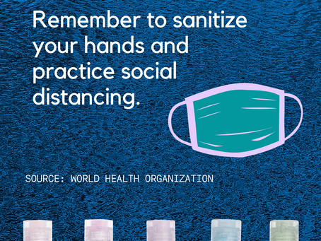 Hand sanitizers- Essential of 2020