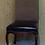 Thumbnail: Английский стул-Tudor oak queen anne ribbon back chair
