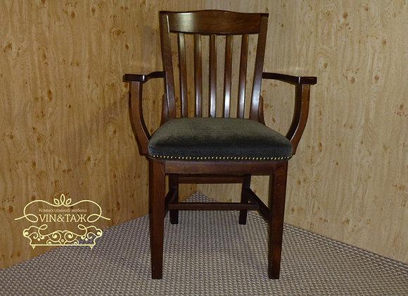 Кресло деревянное Fameg B-0014