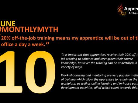Apprenticeship Myth Buster