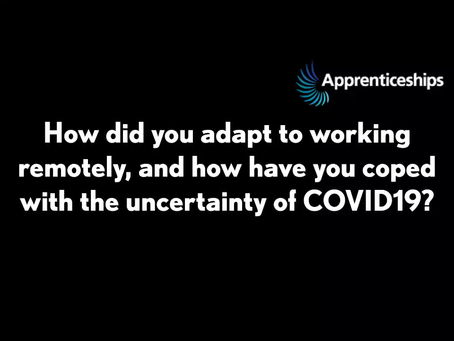 Adapting to remote working and staff support at Troup Bywaters + Anders - COVID-19 series