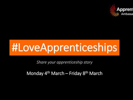 #LoveApprenticeships Launch
